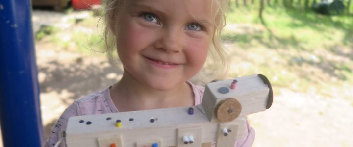 Early Years Woodwork Training in Bristol