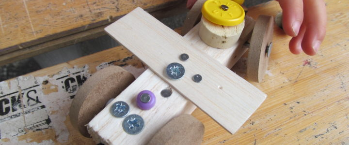 Woodwork training in London with Early Education July 4th